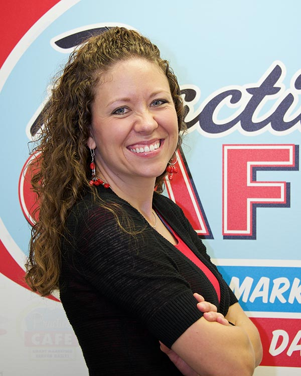 Angie Cannon - Marketing Director - Practice Cafe