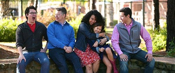 Robert Mecchi Family