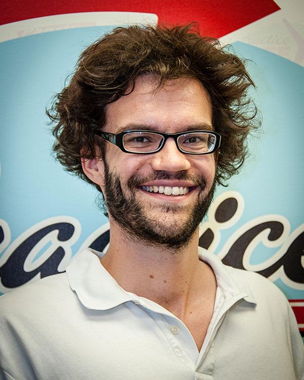 Christopher Grozdon - SEO Specialist - Practice Cafe Dental Marketing