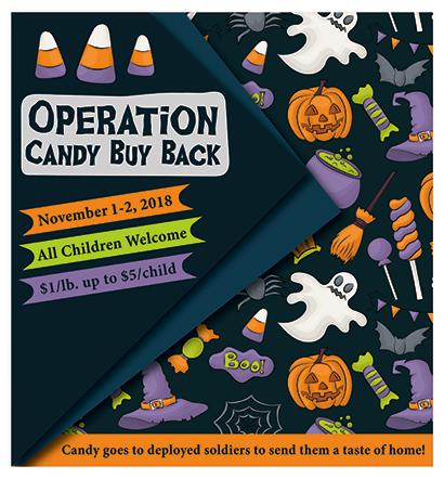 2018 Candy Buy Back
