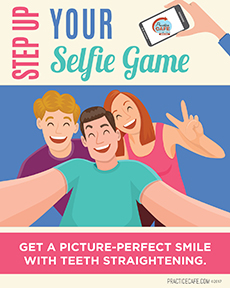 Step up your selfie game