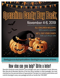 2019 Candy Buy Back