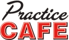 Practice Cafe Simple Logo