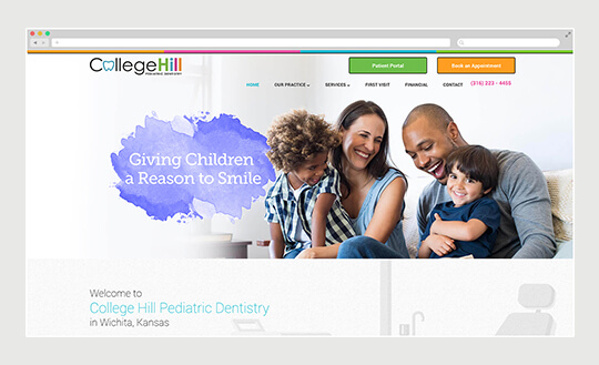 Black - College Hill Pediatric Dentistry