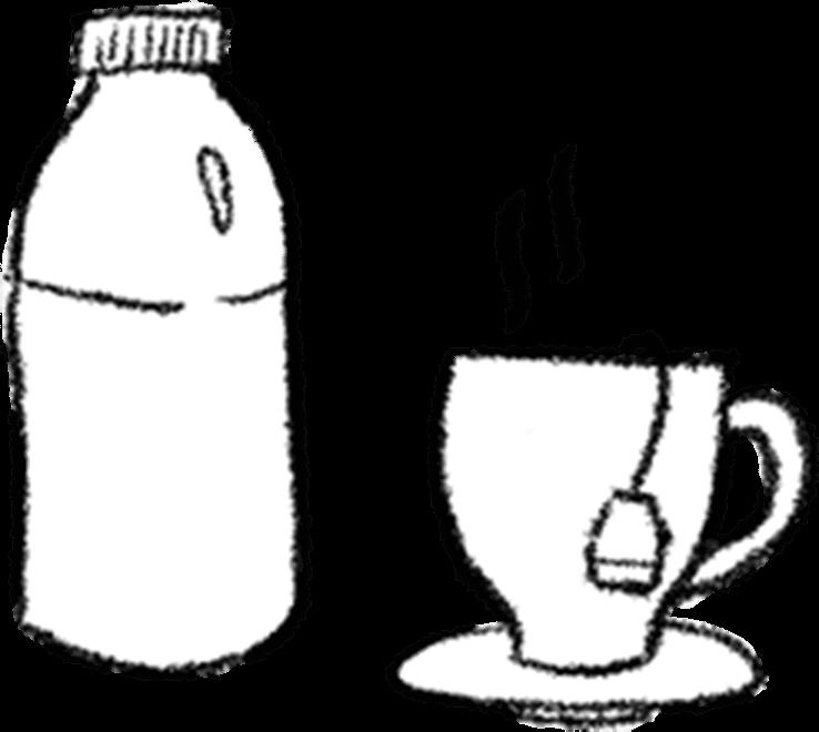 Animated tea