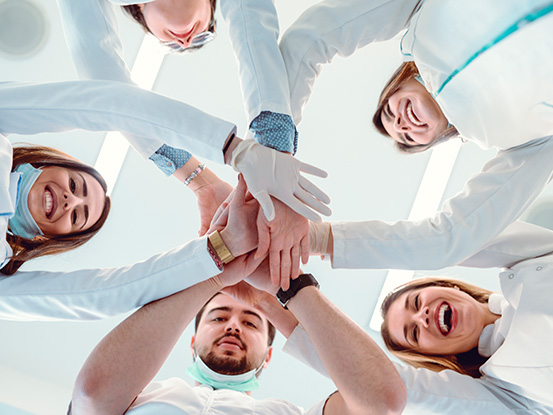 dental teamwork