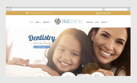 True Dental - Dr. Shin