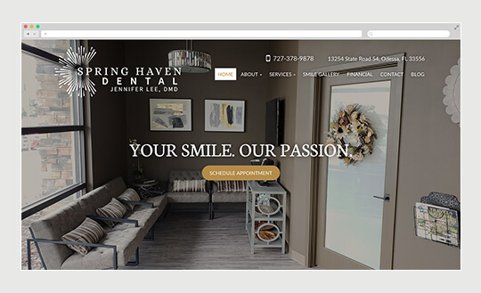 Lee - Spring Haven Dental