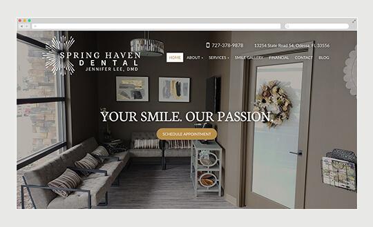 Lee - Spring Haven Dental