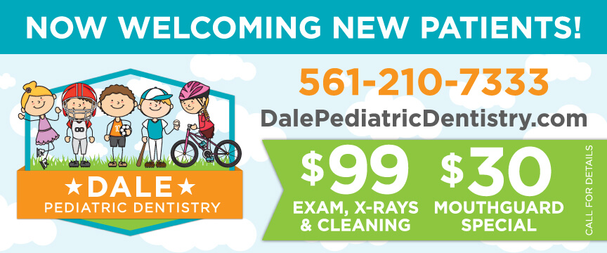 Dale - Dale Pediatric Dentistry Banner