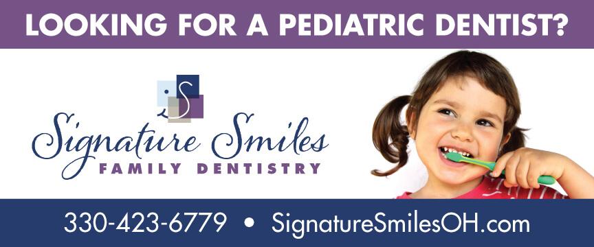 Salameh - Signature Smiles Banner