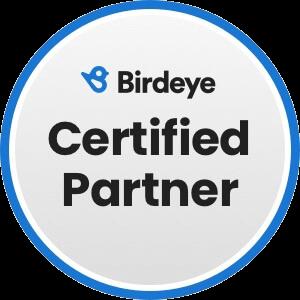Birdeye Certified Partner