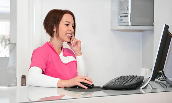 dental staff member