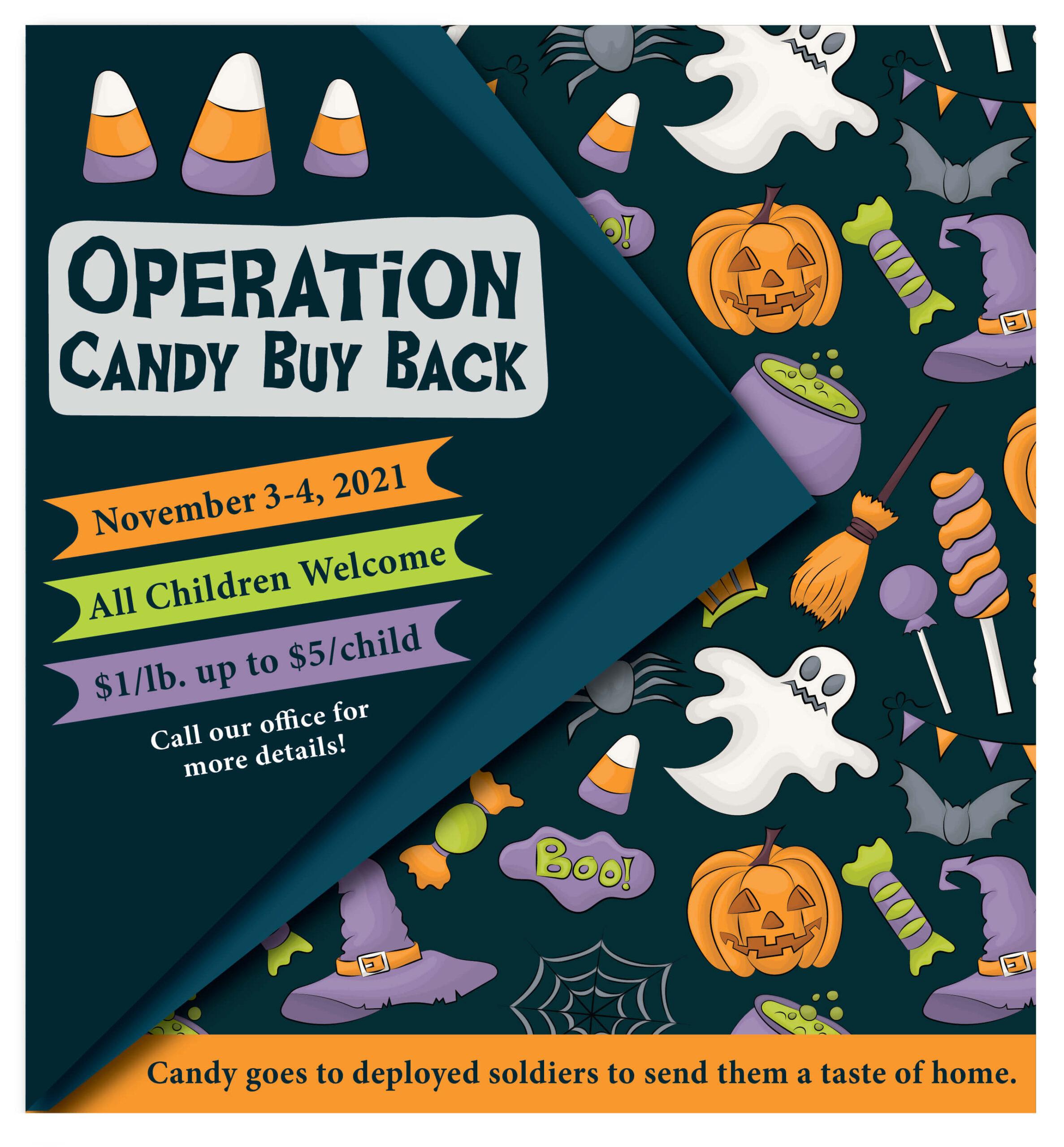 2021 Candy Buy Back